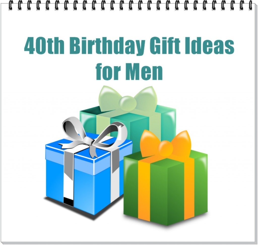 Best ideas about 40Th Birthday Gift Ideas For Men . Save or Pin 40th Birthday Gifts for Men under $100 Cool Gift Ideas Now.