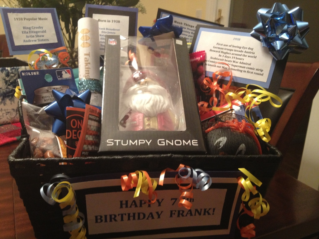 Best ideas about 75Th Birthday Gift Ideas . Save or Pin 75th Birthday Decorations Now.