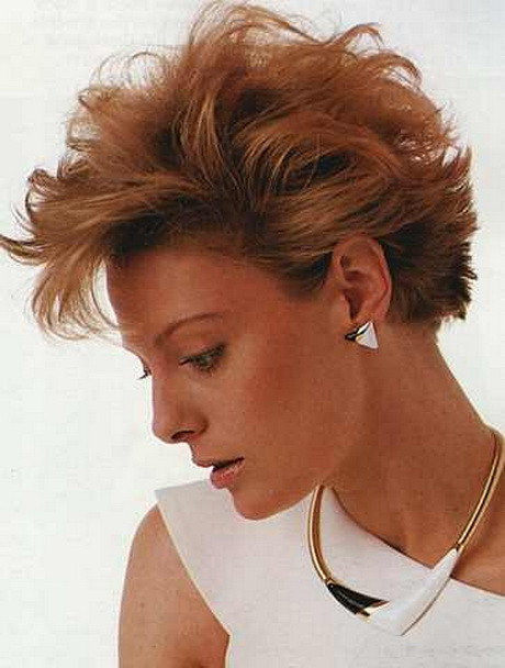 Best ideas about 80S Short Hairstyles . Save or Pin 80s short hairstyles for women Now.