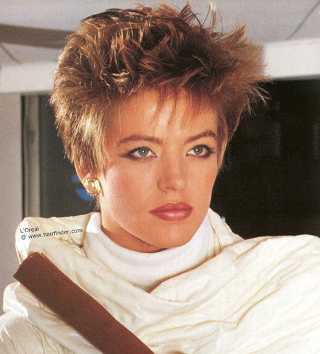 Best ideas about 80S Short Hairstyles . Save or Pin 80s short hairstyles women Now.