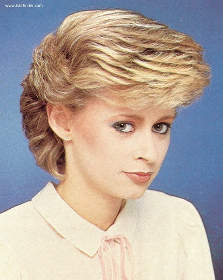 Best ideas about 80S Short Hairstyles . Save or Pin Womens 80s hairstyles Hairstyle for women & man Now.