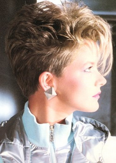 Best ideas about 80S Short Hairstyles . Save or Pin 80s hairstyles for short hair Now.