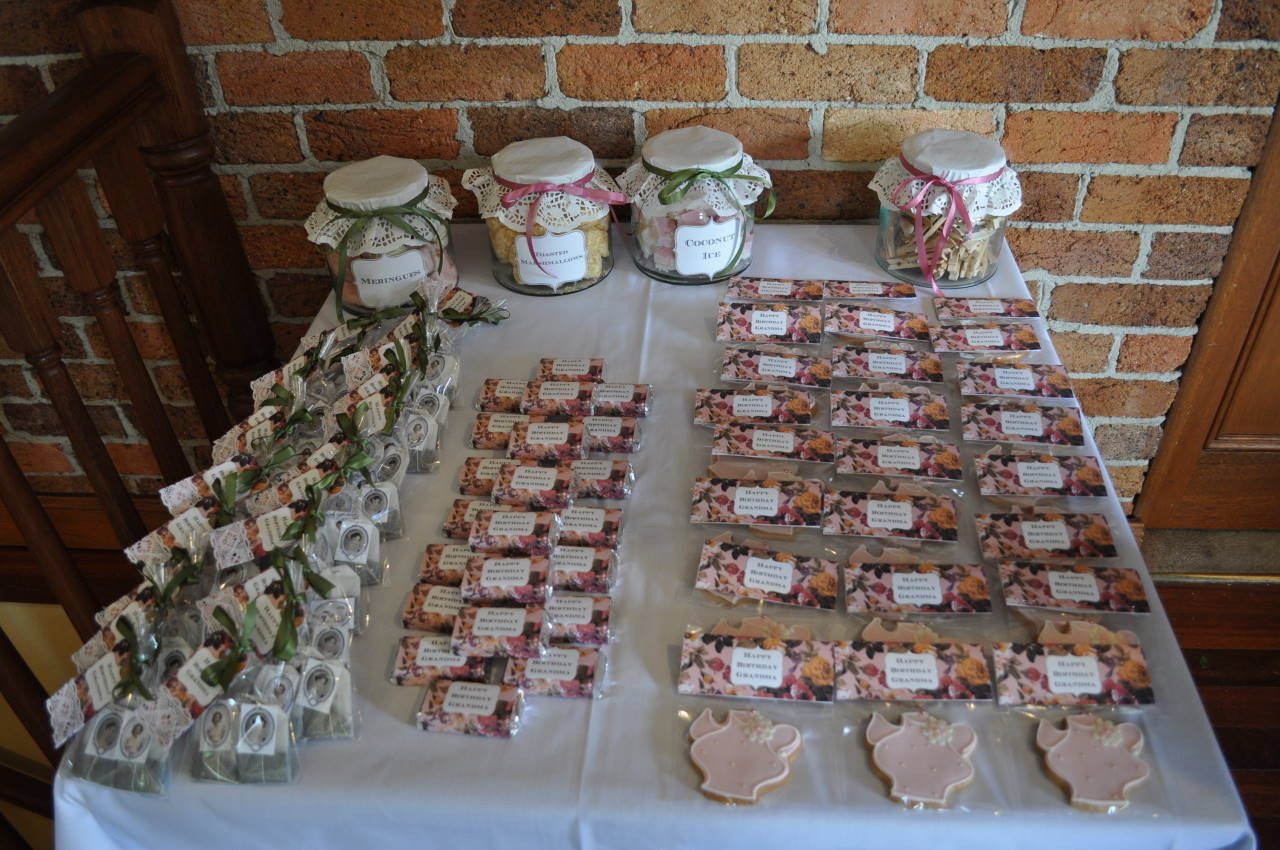 Best ideas about 80th Birthday Party Ideas For Grandma . Save or Pin I Love Parties HAPPY 80TH BIRTHDAY GRANDMA Now.