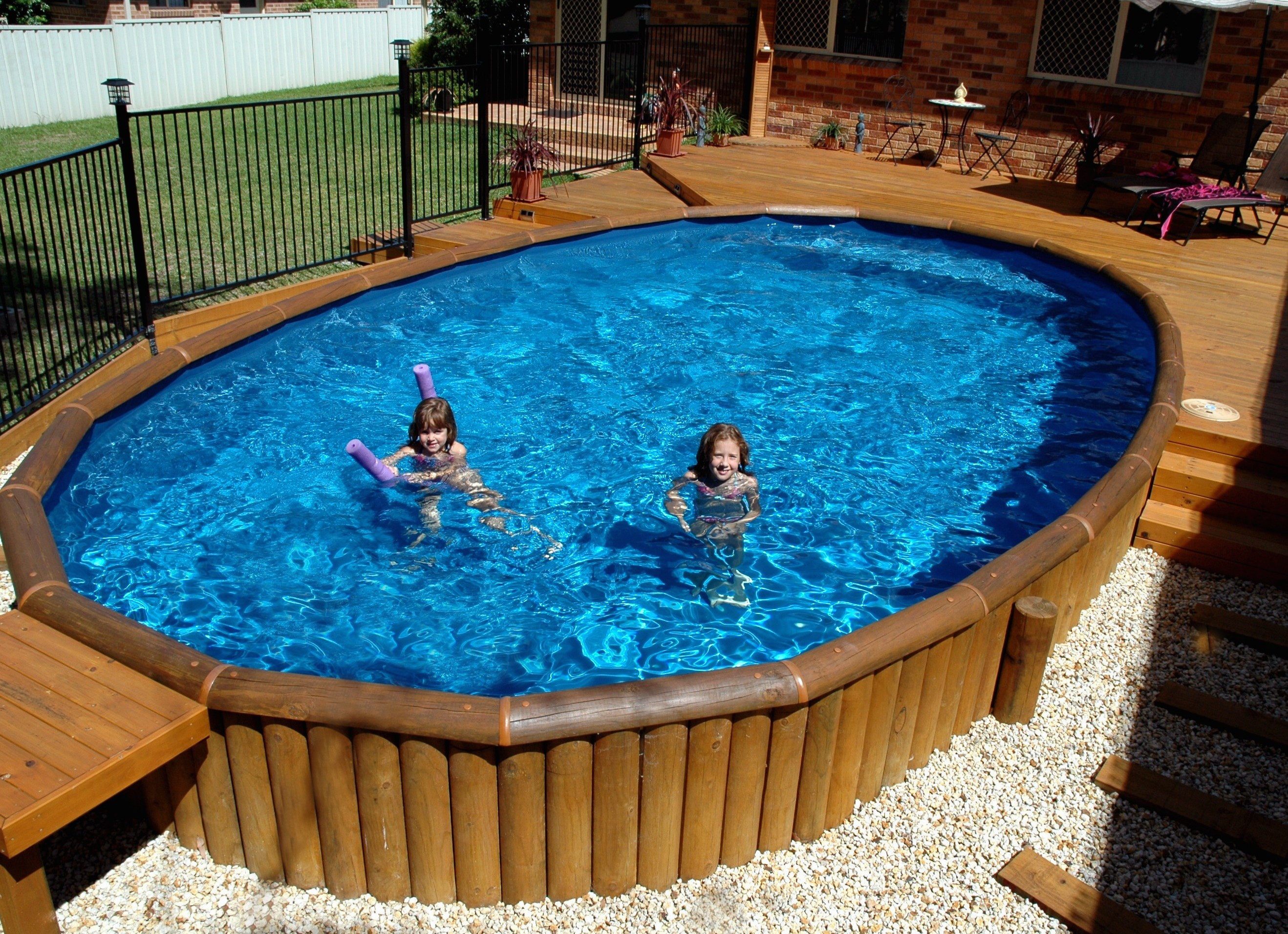 Best ideas about Above Ground Pool Installation Cost . Save or Pin Paradise Pools ground Swimming Pools Now.