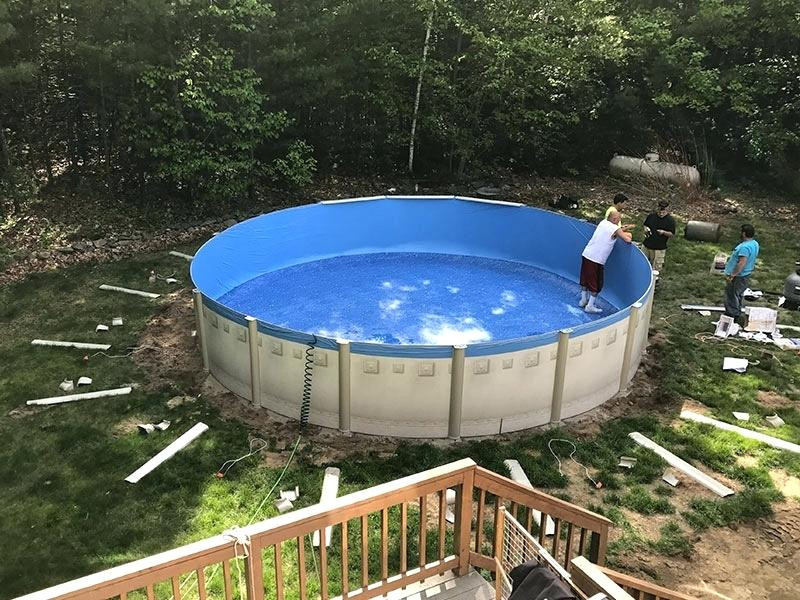 Best ideas about Above Ground Pool Installation Cost . Save or Pin Ground Pools And Installation Ground Now.