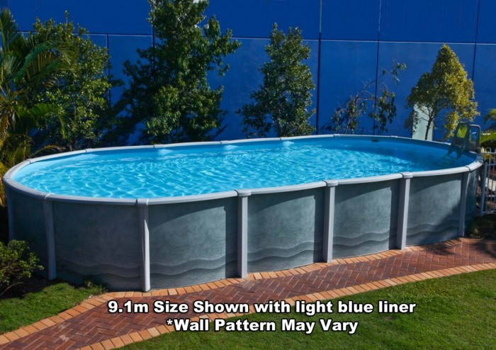Best ideas about Above Ground Pool Installation Cost . Save or Pin above ground swimming pool installation cost – Swimming Now.
