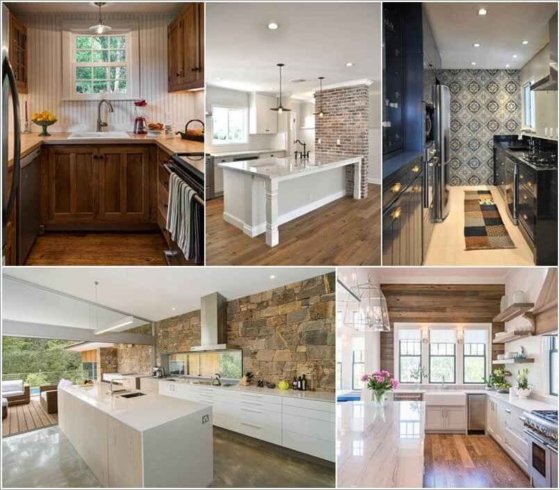 Best ideas about Accent Wall In Kitchen . Save or Pin 10 Cool Kitchen Accent Wall Ideas for Your Home Now.