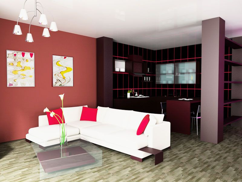 Best ideas about Accent Walls Color Combinations . Save or Pin colorful accent walls Now.