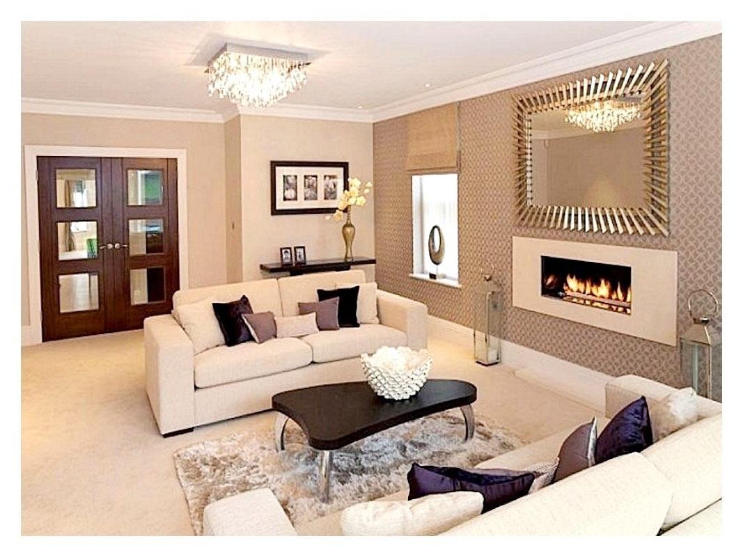 Best ideas about Accent Walls Color Combinations . Save or Pin Article Accent Wall Color binations Living Room Now.