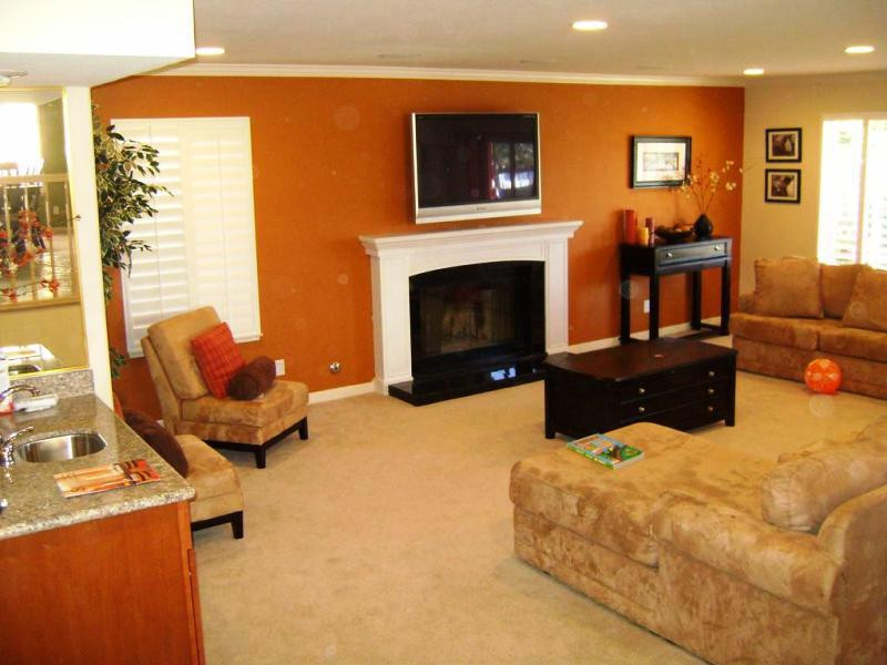 Best ideas about Accent Walls Color Combinations . Save or Pin Accent Wall Paint Ideas Diy — Umpquavalleyquilters Now.