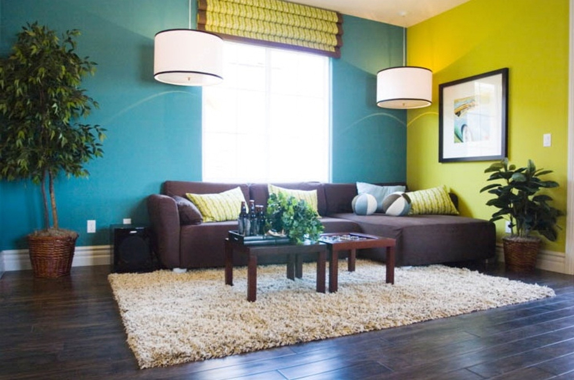 Best ideas about Accent Walls Color Combinations . Save or Pin Living Room Color Schemes Accent Wall In Living Room Color Now.