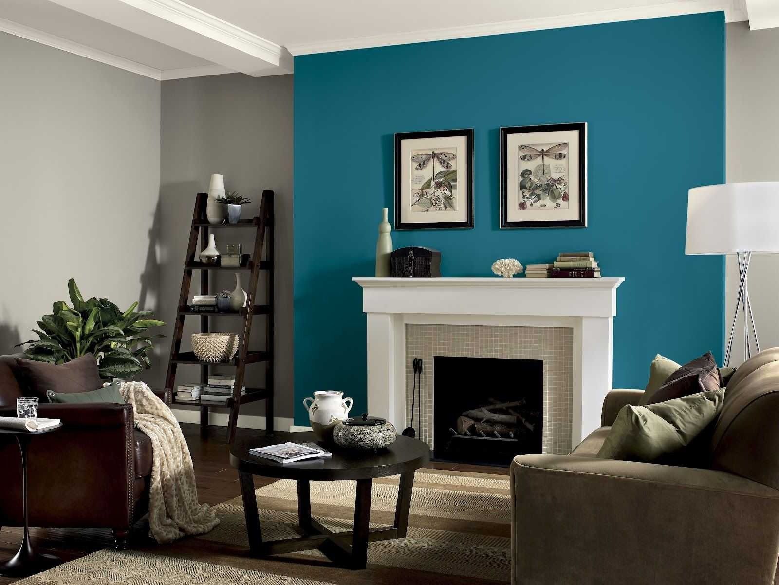 Best ideas about Accent Walls Color Combinations . Save or Pin 15 Best Collection of Wall Accents Color binations Now.