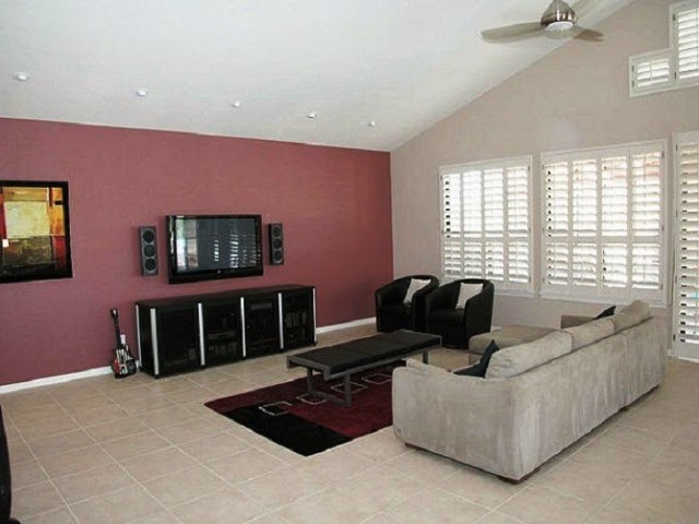 Best ideas about Accent Walls Color Combinations . Save or Pin Wall Painting Accent Ideas Now.