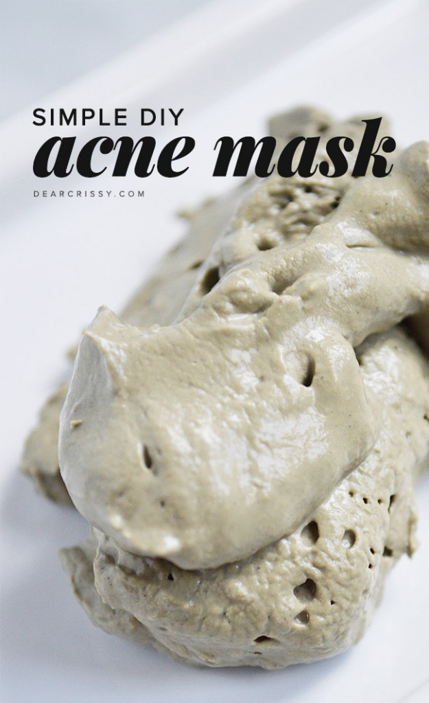 Best ideas about Acne Mask DIY . Save or Pin 11 Easy and Effective DIY Recipes that ll Make Your Acne Now.