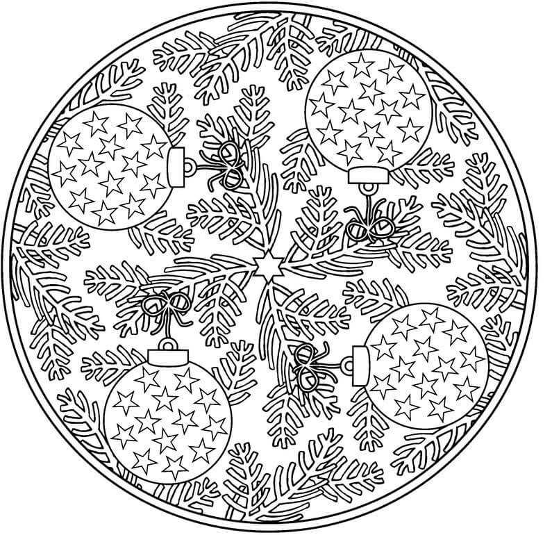 Best ideas about Adult Christmas Coloring Books . Save or Pin 8 Christmas Coloring Pages For Adults Now.