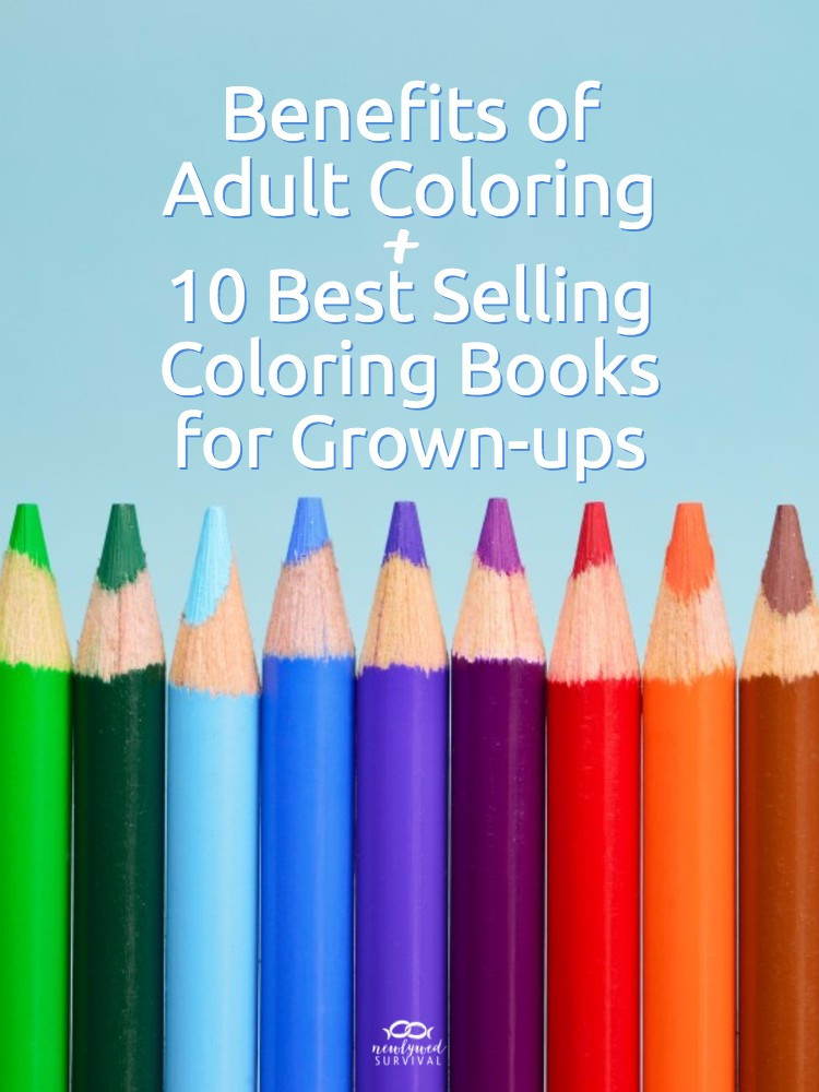 Best ideas about Adult Coloring Books Benefits . Save or Pin The Benefits of Adult Coloring & the 10 Best Selling Now.