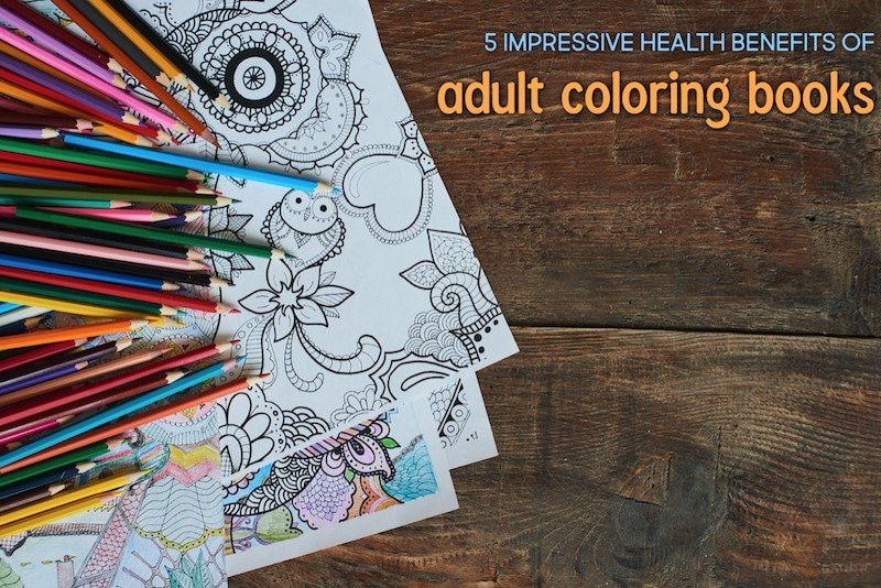 Best ideas about Adult Coloring Books Benefits . Save or Pin 5 Impressive Health Benefits of Adult Coloring Books Now.