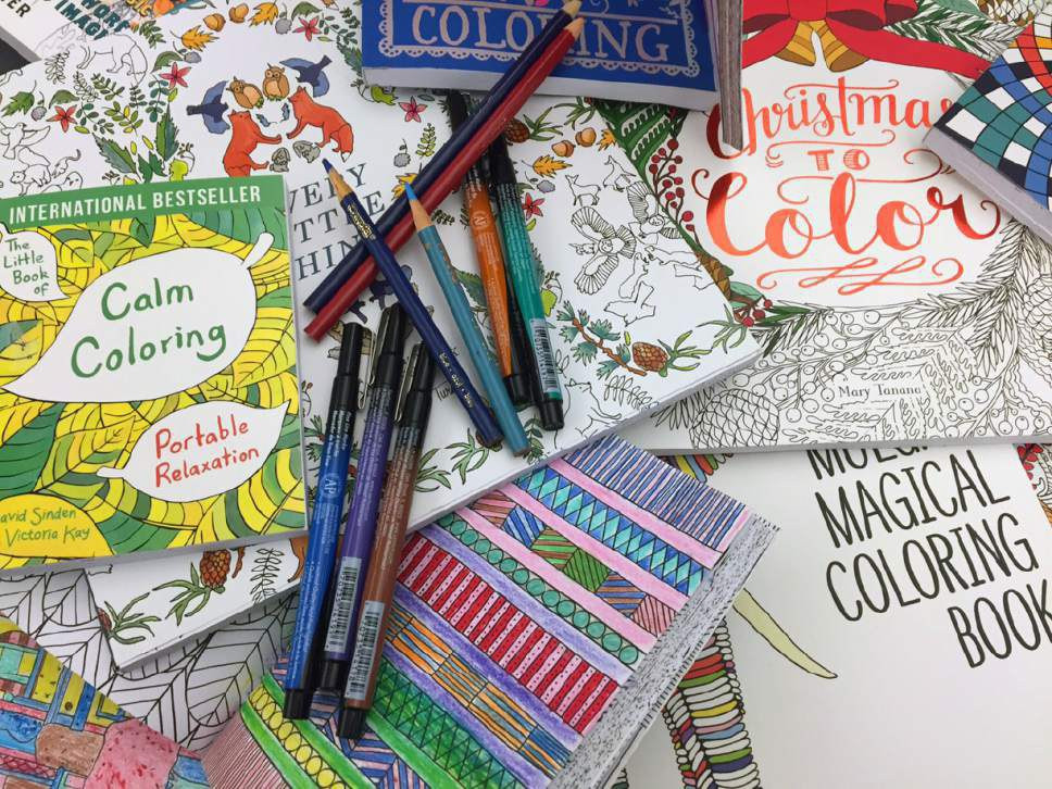 Best ideas about Adult Coloring Books Benefits . Save or Pin 7 Benefits Adult Coloring Books Now.