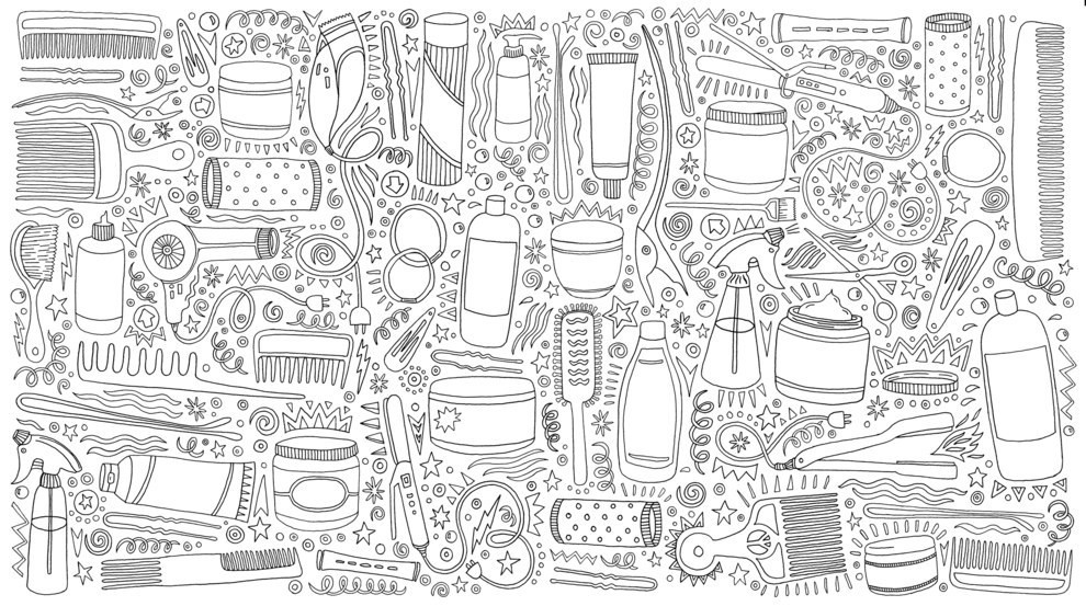 Best ideas about Adult Coloring Books Buzzfeed . Save or Pin Here s A Look Inside This Adult Coloring Book About The Now.
