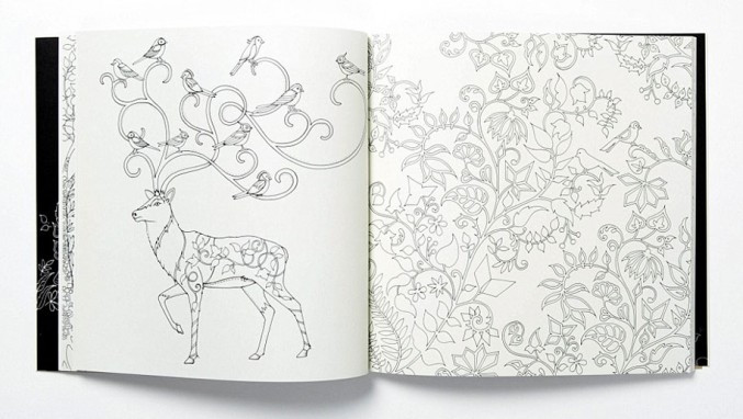 Best ideas about Adult Coloring Books Buzzfeed . Save or Pin British Woman Solls A Million Copies Her Coloring Books Now.