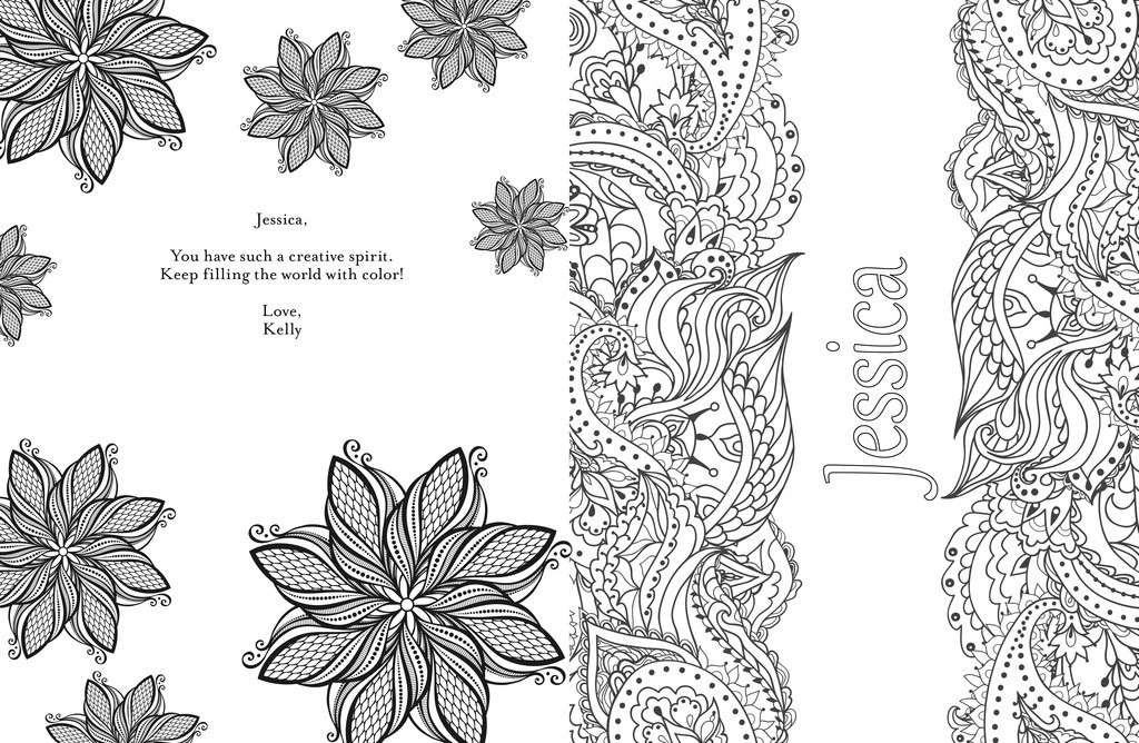 Best ideas about Adult Coloring Books Buzzfeed . Save or Pin You Can Personalize Your Own Adult Coloring Book With Your Now.