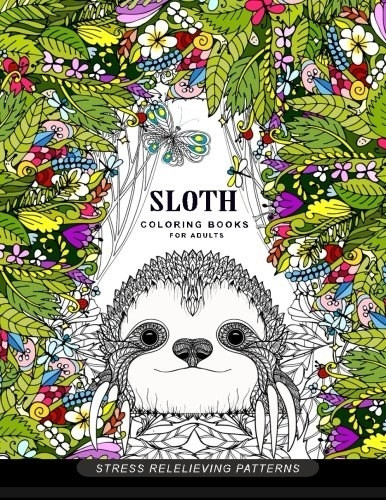 Best ideas about Adult Coloring Books Buzzfeed . Save or Pin 24 Adorable Sloth Products You Won t Be Slow To Buy Now.
