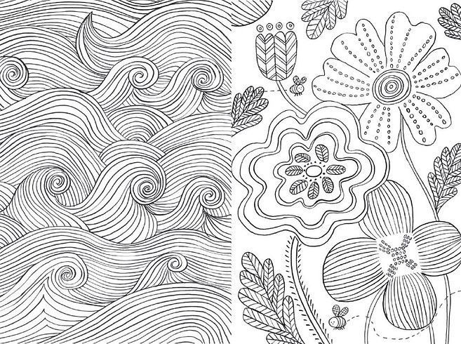 Best ideas about Adult Coloring Books Buzzfeed . Save or Pin 16 Colouring Books That Are Perfect For Grown Ups Now.