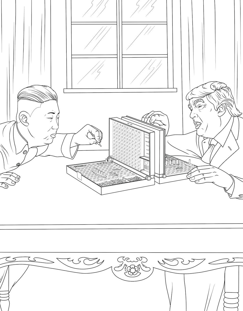 Best ideas about Adult Coloring Books Buzzfeed . Save or Pin This Is What A Donald Trump Coloring Book For Adults Looks Now.