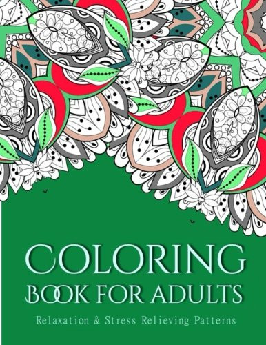 Best ideas about Adult Coloring Books Stress Relieving Patterns . Save or Pin Coloring Books For Adults 16 Coloring Books for Adults Now.