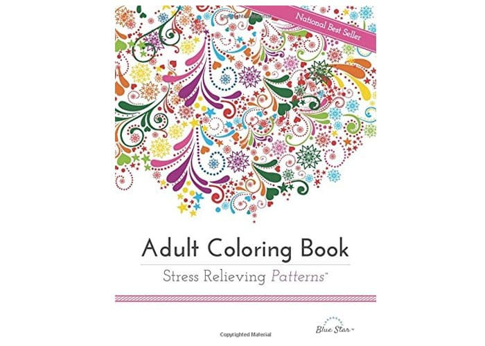 Best ideas about Adult Coloring Books Stress Relieving Patterns . Save or Pin 15 Intricate Adult Coloring Books We Adore Coloring Now.