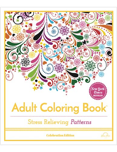 Best ideas about Adult Coloring Books Stress Relieving Patterns . Save or Pin Adult Coloring Book Stress Relieving Patterns Now.