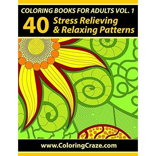 Best ideas about Adult Coloring Books Stress Relieving Patterns . Save or Pin Sandra Williams The United States 's review of Adult Now.