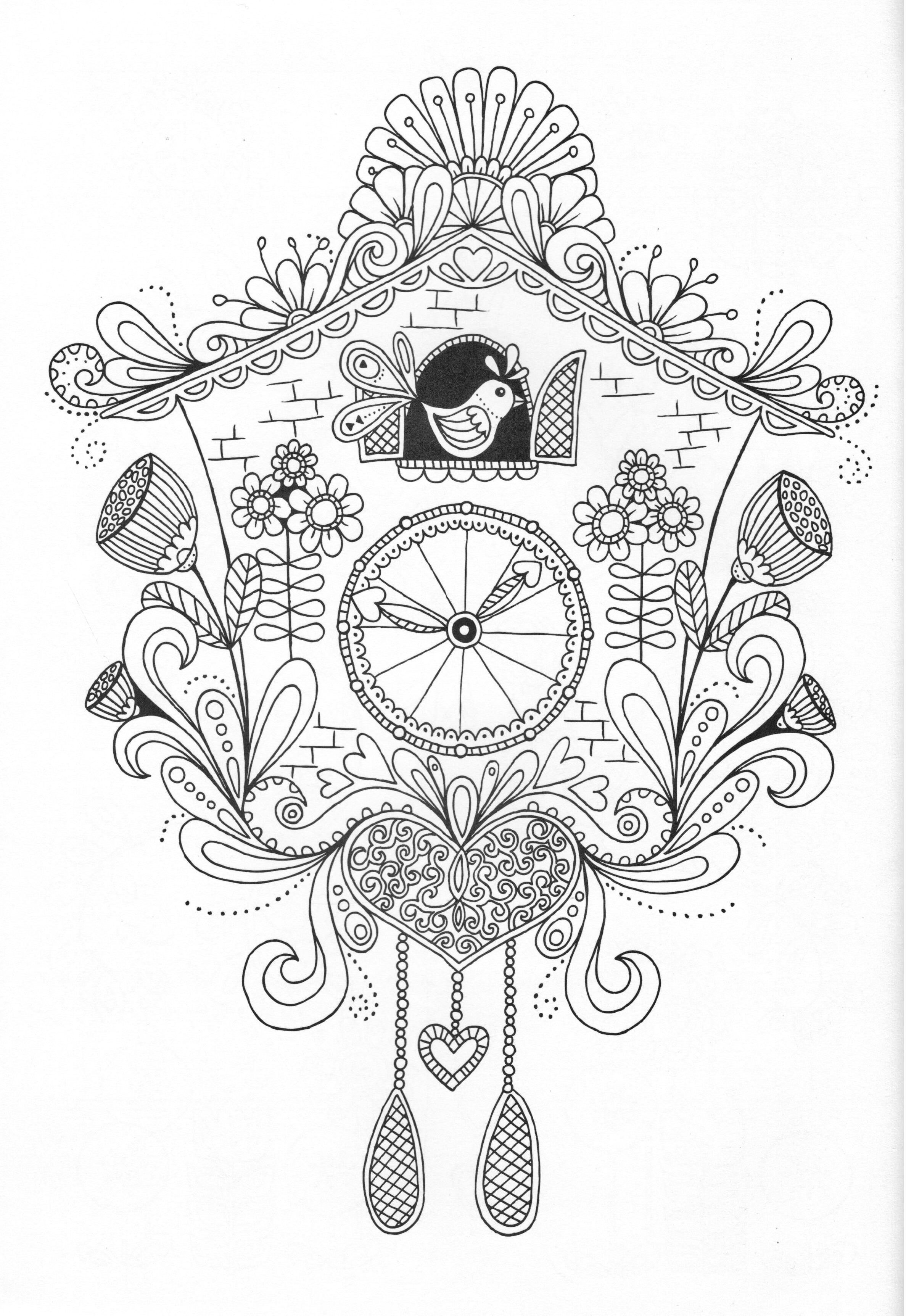 Best ideas about Adult Coloring Books . Save or Pin Adult coloring page Now.