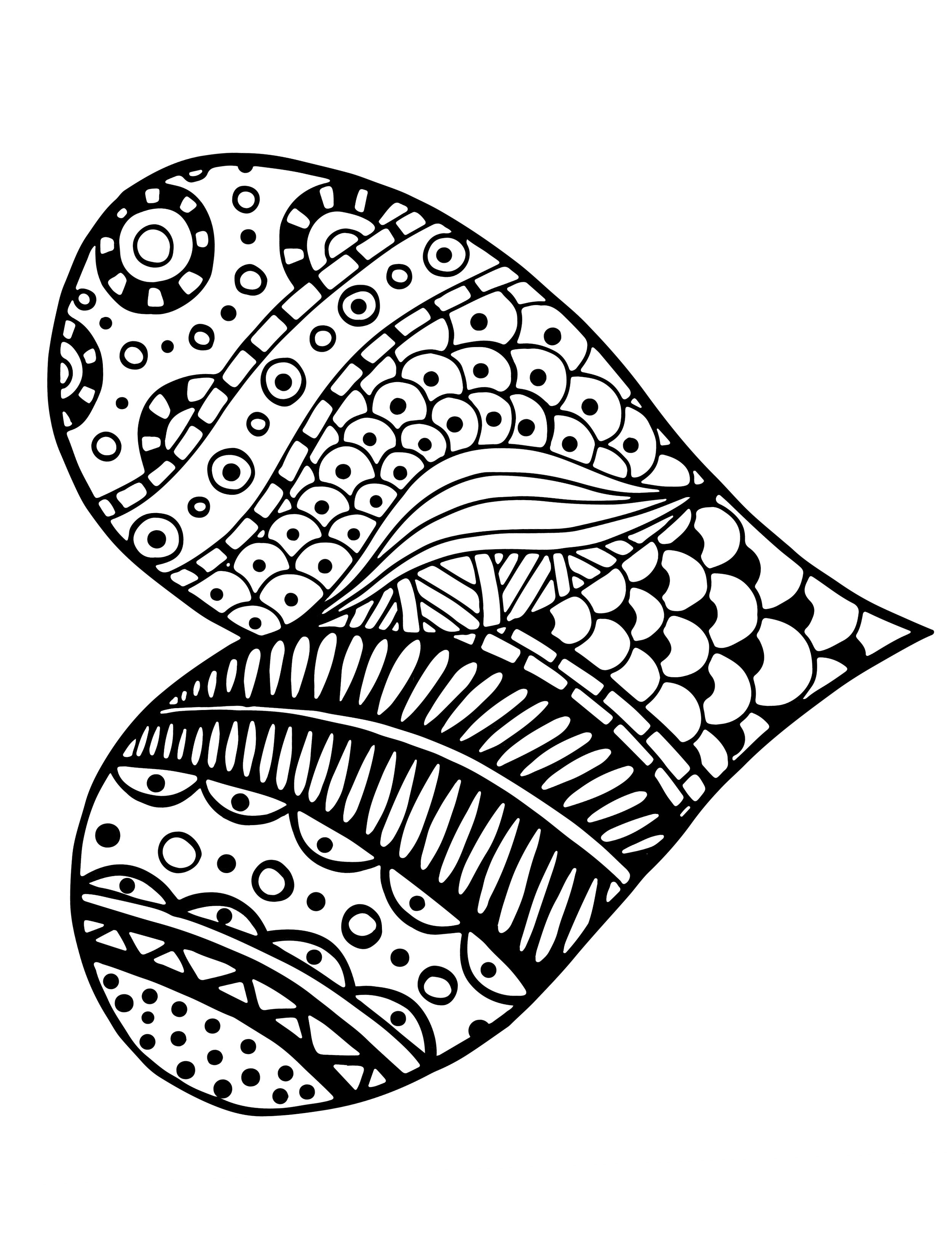 Best ideas about Adult Printable Coloring Pages . Save or Pin 20 Free Printable Valentines Adult Coloring Pages Nerdy Now.