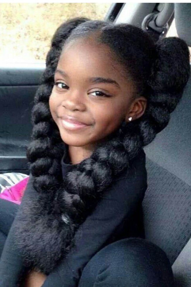 Best ideas about African Hairstyles For Kids . Save or Pin New African American Kids Hairstyles 2016 Ellecrafts Now.
