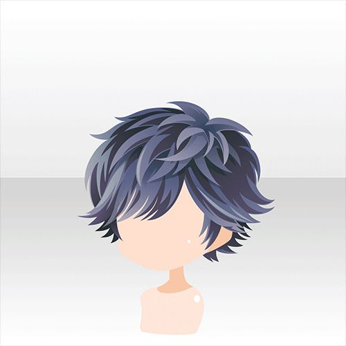 Best ideas about Anime Boy Hairstyles . Save or Pin The gallery for Anime Boy Short Curly Hair Now.