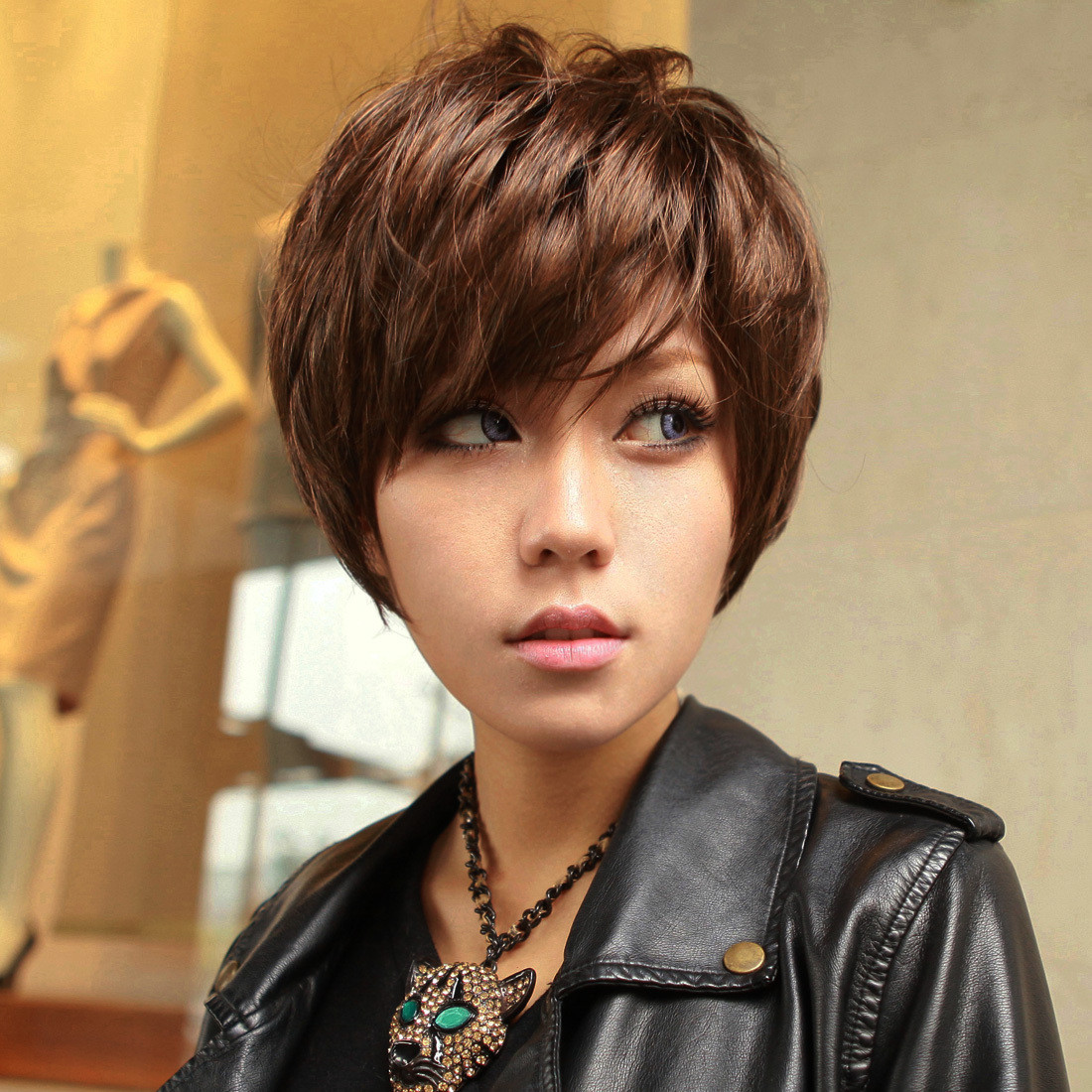 Best ideas about Anime Hairstyles Irl . Save or Pin Anime Hairstyles For Guys In Real Life – HD Wallpaper Gallery Now.
