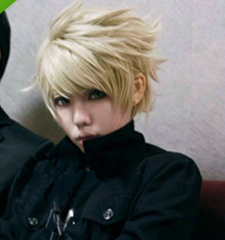 Best ideas about Anime Hairstyles Irl . Save or Pin The gallery for Anime Hair Real Life Now.