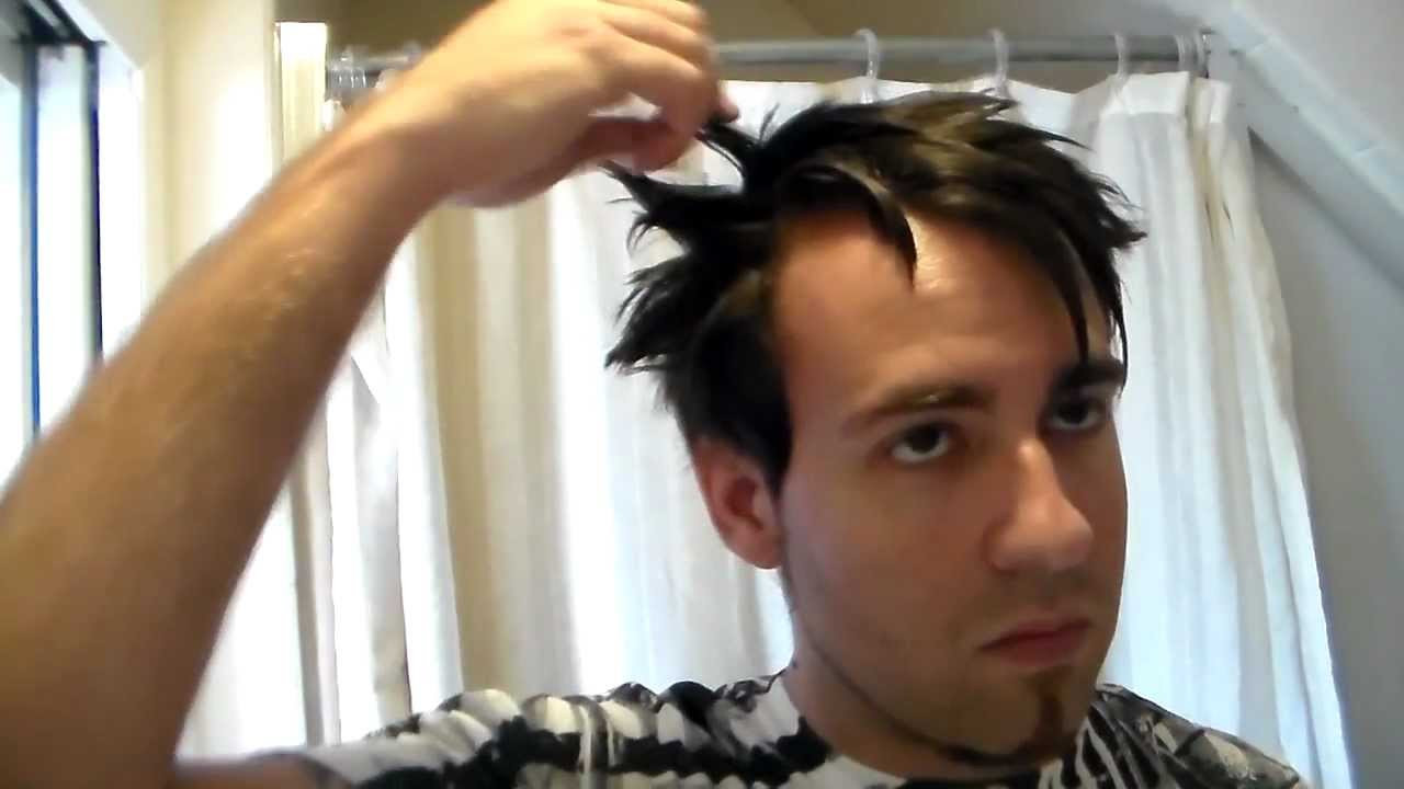 Best ideas about Anime Hairstyles Irl . Save or Pin How to Style Anime Hair for white boys Now.