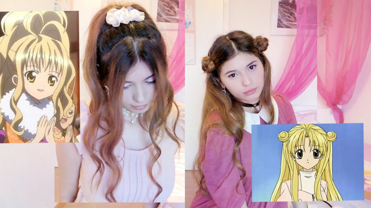 Best ideas about Anime Hairstyles Irl . Save or Pin EASY ANIME HAIRSTYLES Now.