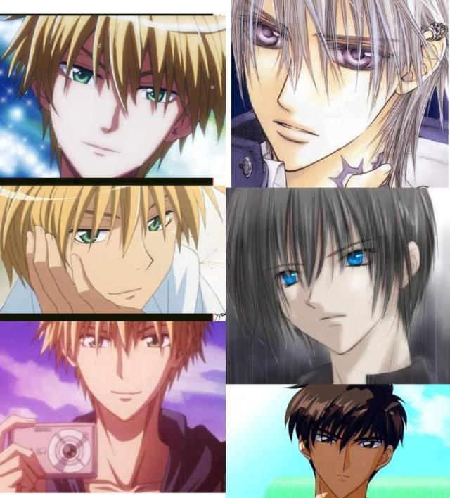 Best ideas about Anime Hairstyles Male Real Life . Save or Pin Serius Watak Lelaki Anime Manga VS Watak Lelaki Dalam Now.
