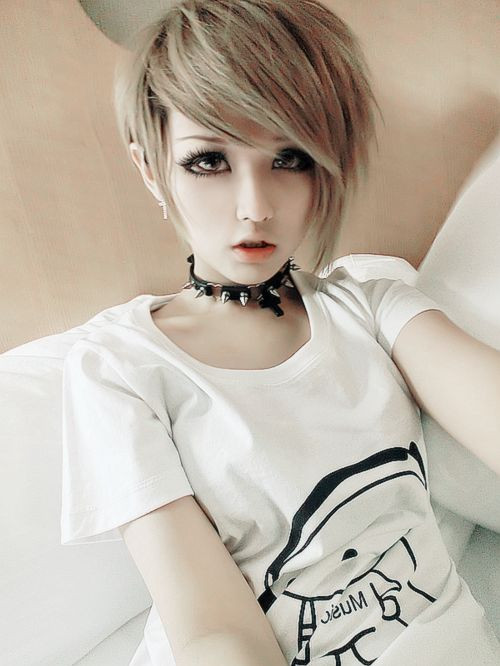 Best ideas about Anime Style Haircuts . Save or Pin Best 25 Tomboy hairstyles ideas on Pinterest Now.