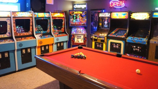 Best ideas about Arcade Game Room . Save or Pin 20 The Coolest Home Game Room Ideas Now.