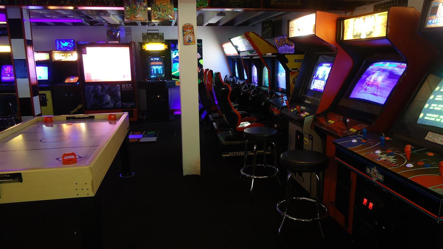 Best ideas about Arcade Game Room . Save or Pin Brian s Basement Arcade Bliss A Gameroom Showcase Now.