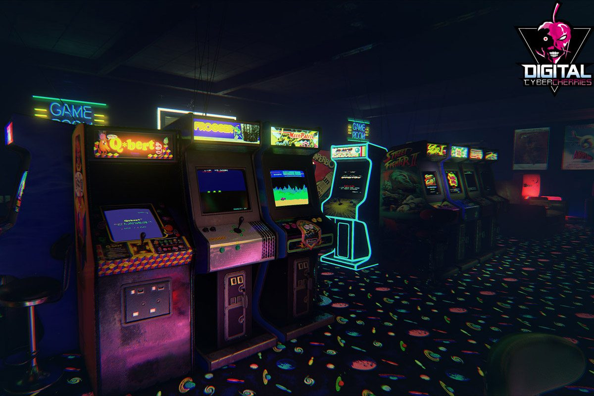 Best ideas about Arcade Game Room . Save or Pin The Virtual Reality Game Room of Your Dreams GeekDad Now.