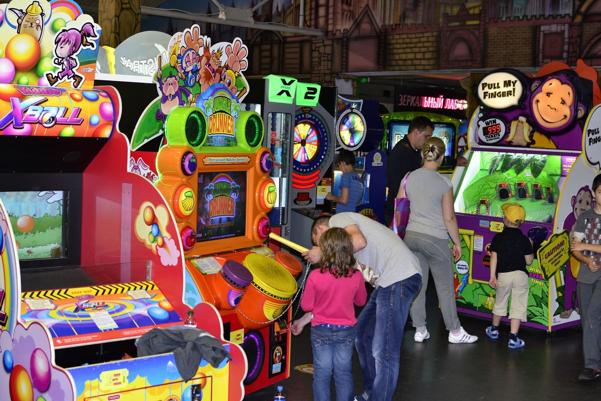 Best ideas about Arcade Game Room . Save or Pin Fine Tuning the Arcade Game Room Frank the Crank Blog Now.