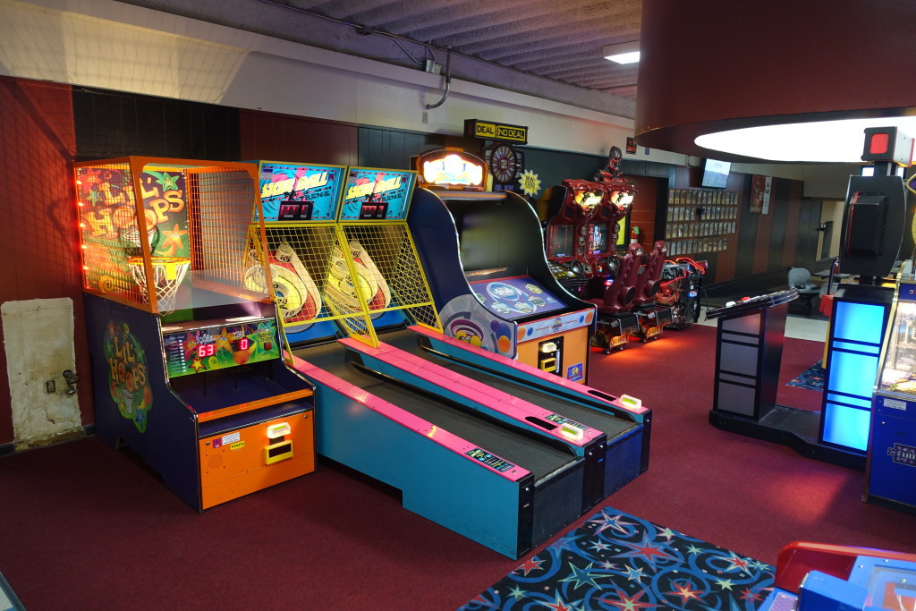 Best ideas about Arcade Game Room . Save or Pin Arcade & Game Room Midland Family Bowling Now.