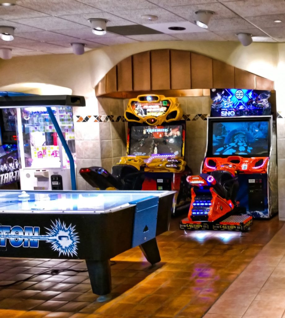 Best ideas about Arcade Game Room . Save or Pin Most Cool 2017 Game Room Ideas That You Can Follow Now.