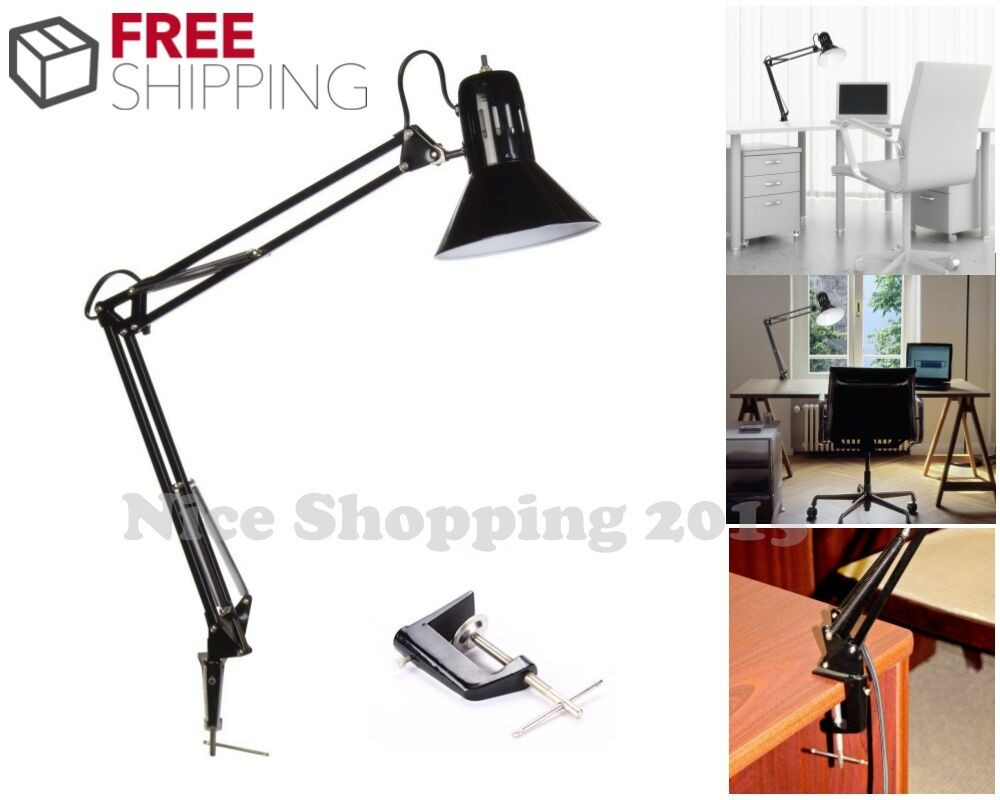 Best ideas about Architect Desk Lamp . Save or Pin Architect Desk Lamp Swing Arm Drafting Light W Metal Now.