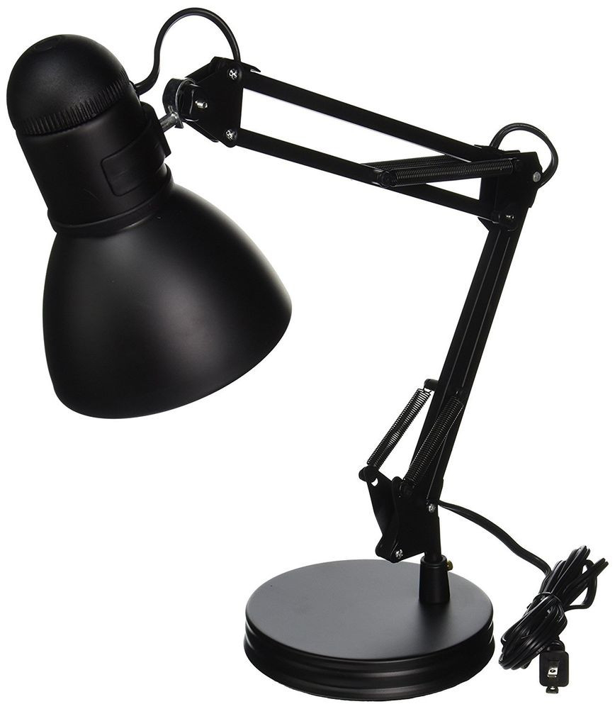 Best ideas about Architect Desk Lamp . Save or Pin Boston Harbor Architect Swing Arm Desk Lamp Black Free Now.